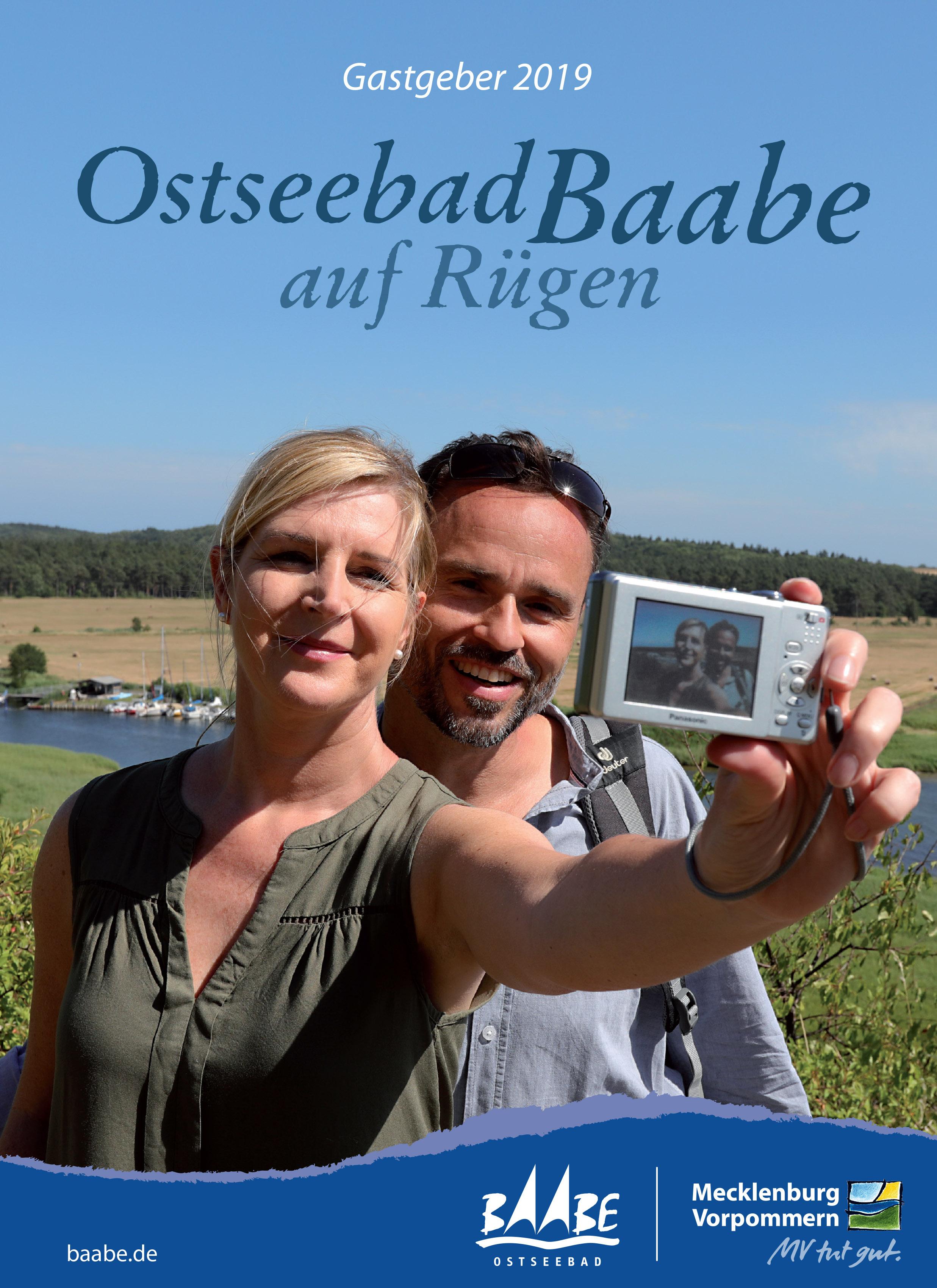 Titel Gastgeberverzeichnis Baabe