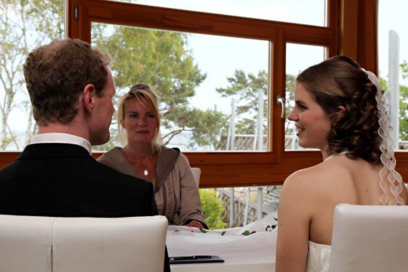 Hochzeit in Baabe