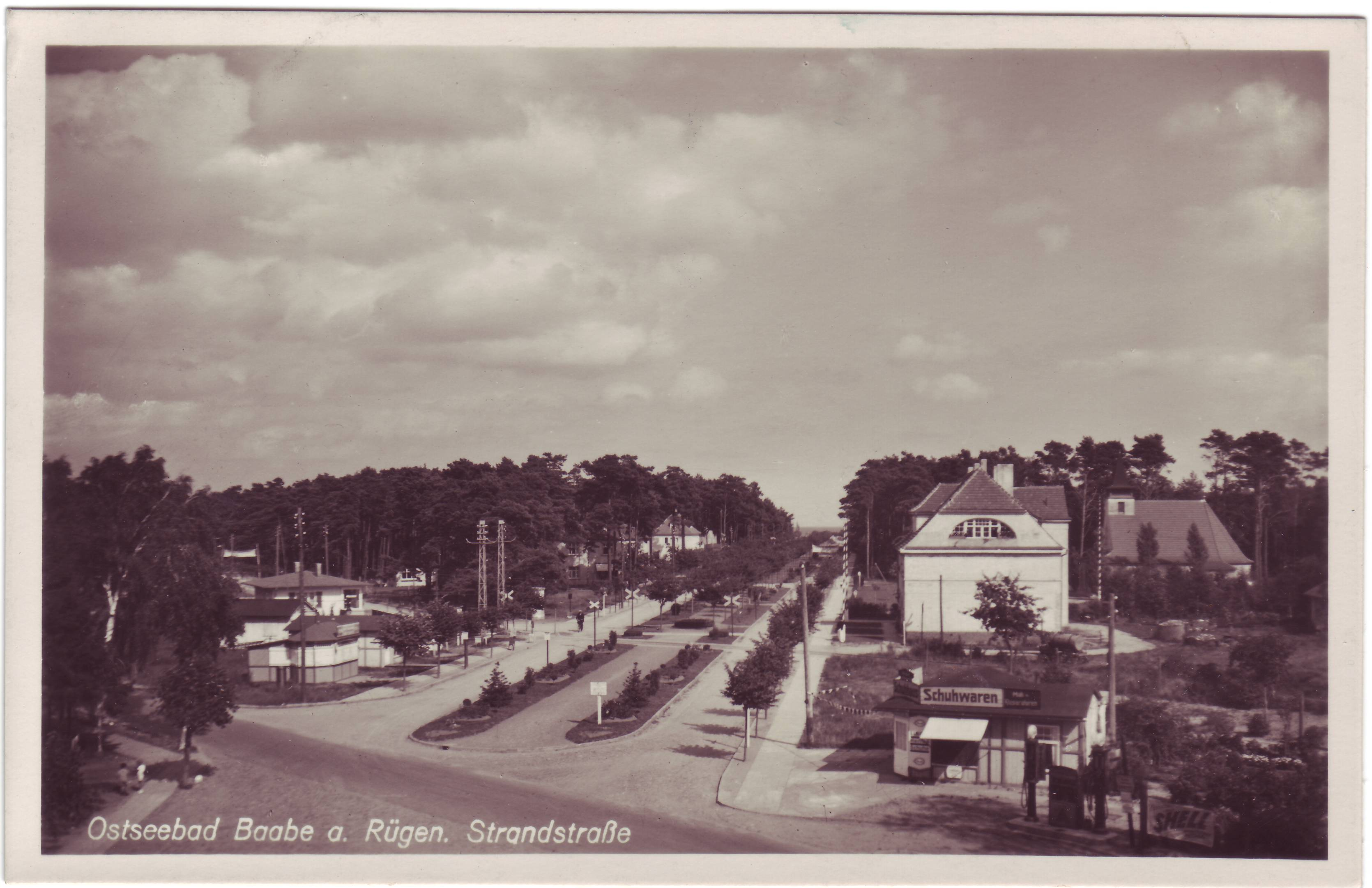 Strandstraße 1939